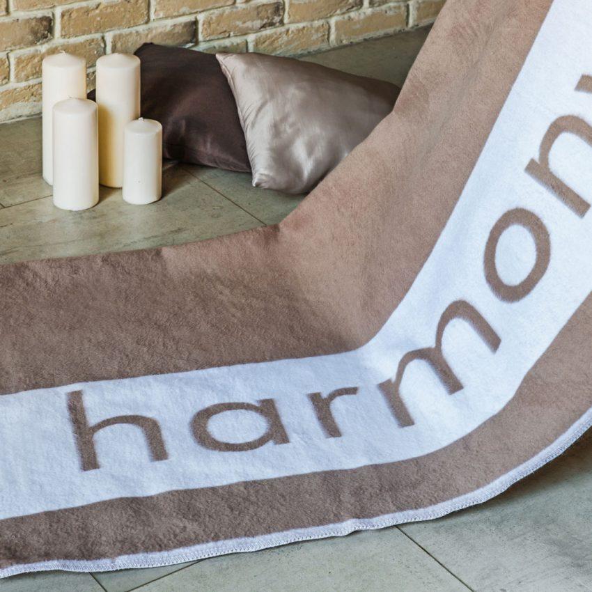 """Байковое одеяло """"Гармония"""""""