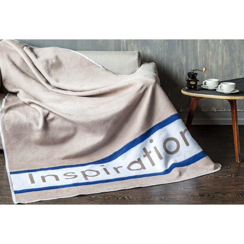 """Байковое одеяло """"Вдохновение"""""""