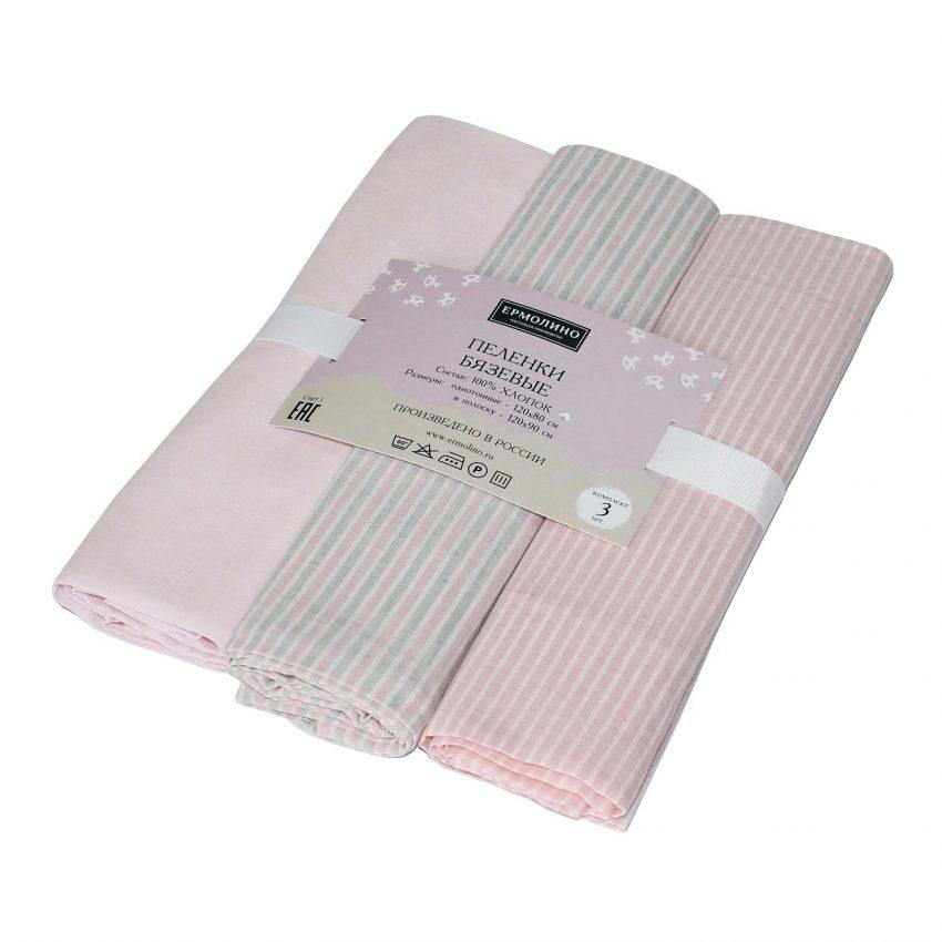 Пеленки бязевые комплект