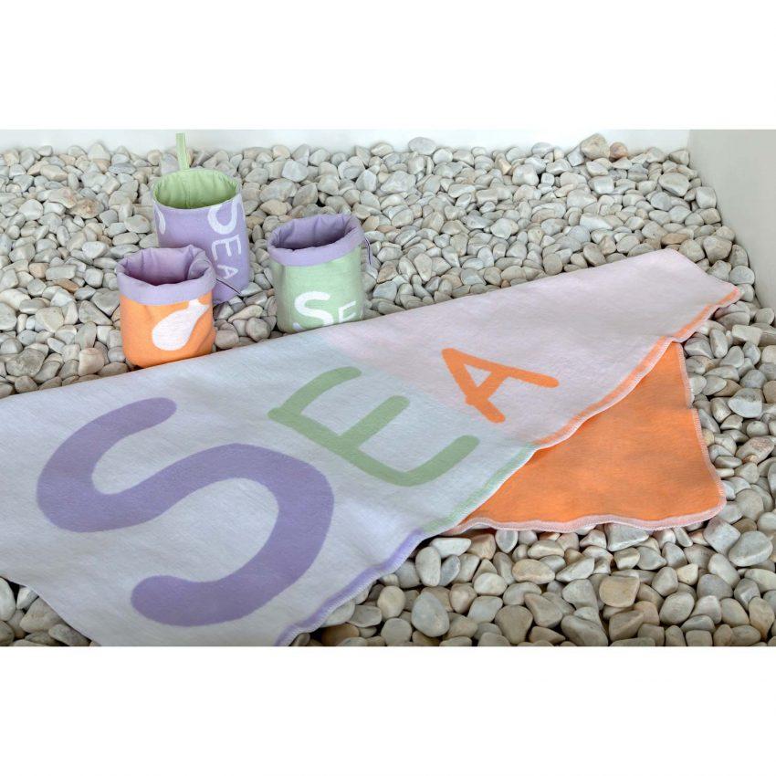 Байковое одеяло Лето